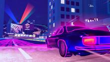 Electro Ride: The Neon Racing video