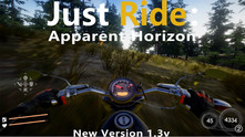 Just Ride: Apparent Horizon video