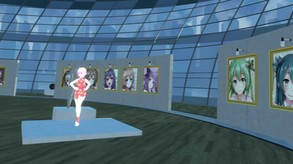 VR GALLERY - Cute Anime Girl Exhibition