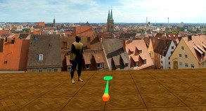 VR Gigapixel Gallery