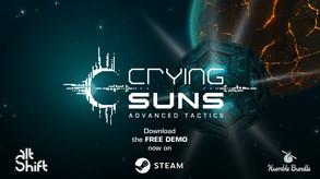 Crying Suns - Advanced Tactics trailer