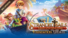 Stranded Sails - Explorers of the Cursed Islands video