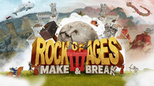Rock of Ages 3: Make & Break video