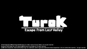 Turok: Escape from Lost Valley video