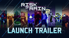Risk of Rain 2 video