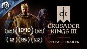 Crusader Kings III Release Trailer