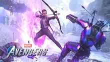 Marvel's Avengers video