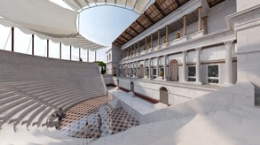 Hadrian's Villa Reborn: South Theater