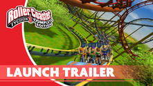 RollerCoaster Tycoon® 3: Complete Edition video