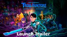 Trollhunters: Defenders of Arcadia video