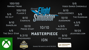 Flight Simulator Accolades Trailer