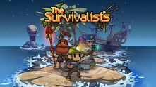The Survivalists video
