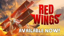 Red Wings: Aces of the Sky video