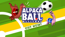 Alpaca Ball: Allstars video