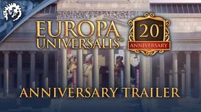 Europa Universalis - 20th Anniversary Trailer
