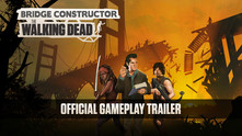 Bridge Constructor: The Walking Dead video