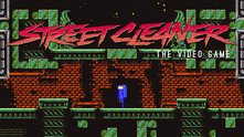 Street Cleaner: The Video Game video