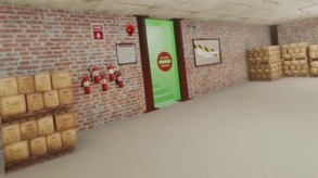 Fire Protection Training Simulator
