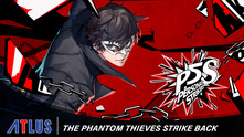Persona 5 Strikers video