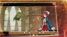 Atelier Sophie: The Alchemist of the Mysterious Book DX video
