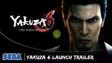 Yakuza 6: The Song of Life video
