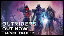 OUTRIDERS video