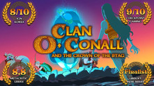 Clan O'Conall and the Crown of the Stag video