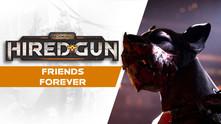 Necromunda: Hired Gun video