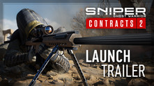 Sniper Ghost Warrior Contracts 2 video