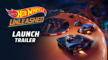 HOT WHEELS UNLEASHED video