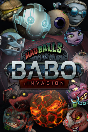 Madballs in Babo:Invasion poster image on Steam Backlog