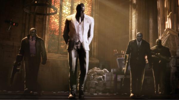 скриншот Batman: Arkham Origins - Season Pass 4
