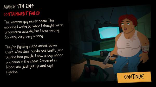 Screenshot of Rebuild 3: Gangs of Deadsville