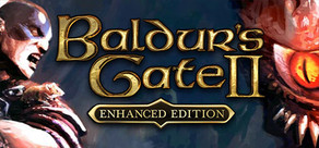 Baldur's Gate II: Enhanced Edition cover art