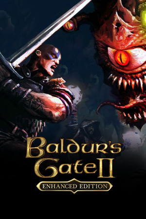 Baldur's Gate II: Enhanced Edition poster image on Steam Backlog