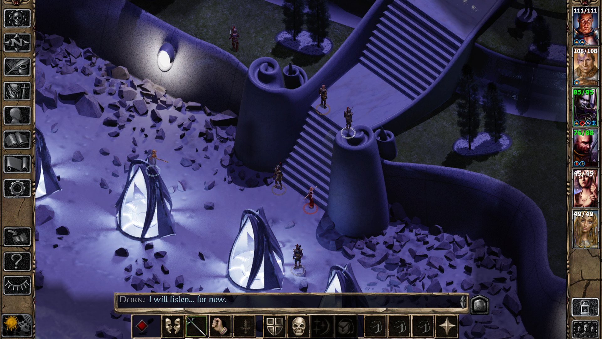 Baldur's Gate 2: Enhanced Edition screenshot 2