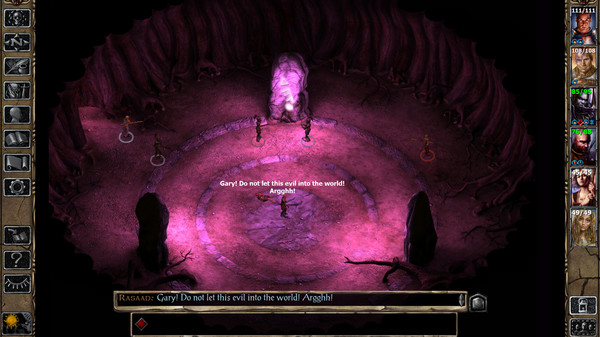 скриншот Baldur's Gate II: Enhanced Edition 1