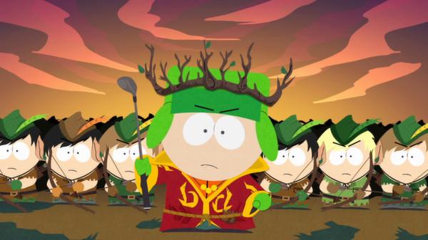 скриншот South Park: The Stick of Truth - Super Samurai Spaceman Pack 2