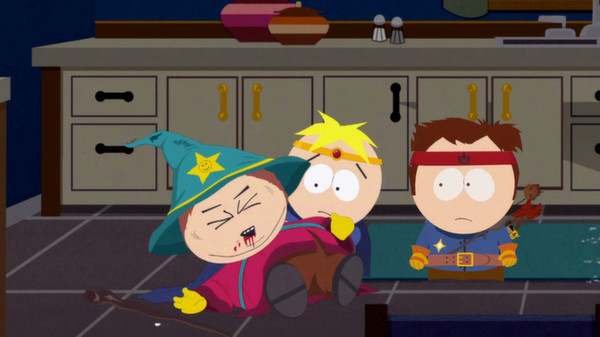 скриншот South Park: The Stick of Truth - Super Samurai Spaceman Pack 1