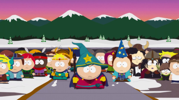 скриншот South Park: The Stick of Truth - Super Samurai Spaceman Pack 4