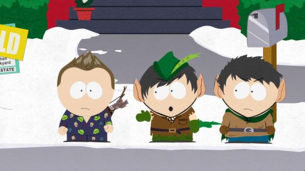 скриншот South Park: The Stick of Truth - Super Samurai Spaceman Pack 3