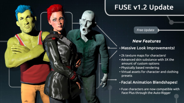 Скриншот из Fuse