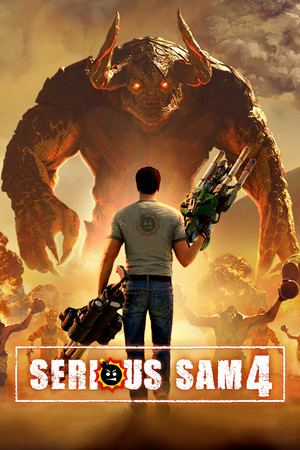 Serious Sam 4 poster image on Steam Backlog