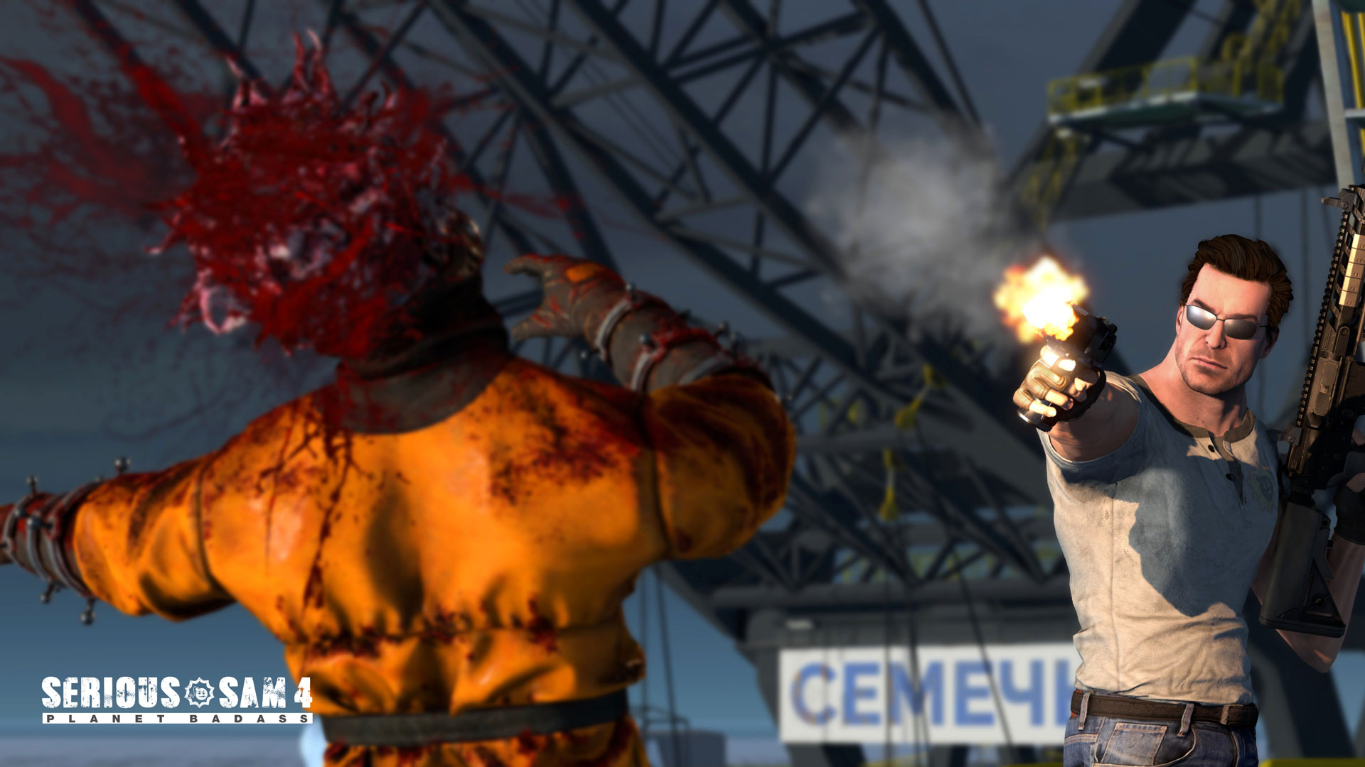 Image result for Serious Sam 4