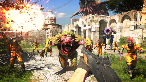 Free Serious Sam 4 CD Key 1