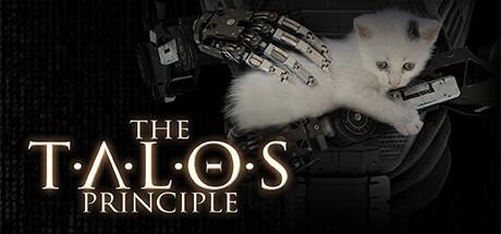 The Talos Principle cover art