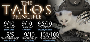 The Talos Principle cover art