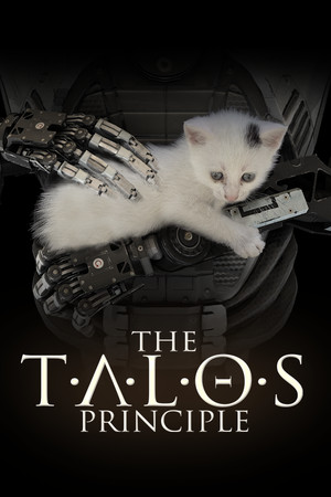 The Talos Principle poster image on Steam Backlog