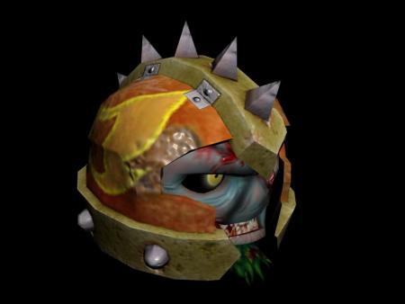 Madballs Scorched Clan Skins (DLC)
