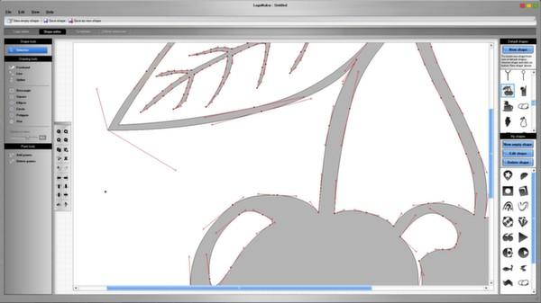 Скриншот из LogoMaker 4